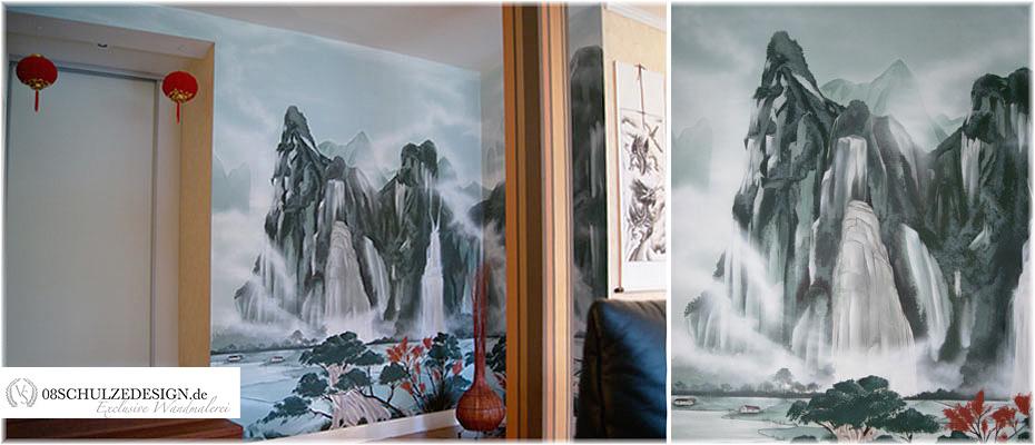 Wandmalerei Illusionsmalerei Hamburg ...